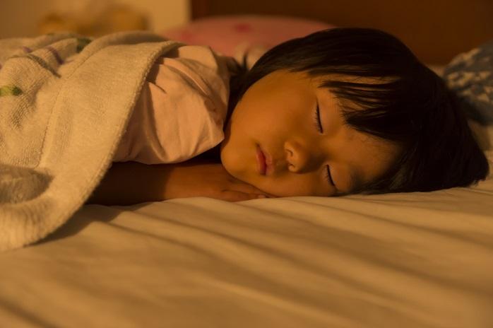 子供一人睡眠